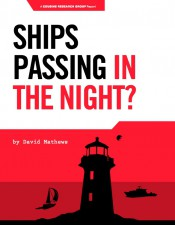 Ships Passing Cover