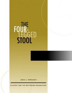 The Four-Legged Stool cover